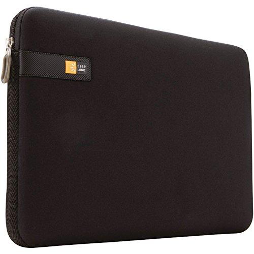 "Case-Logic LAPS-116 Sleeve in Neoprene per Laptop da 15""-16"", Nero"