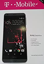 T-Mobile Prepaid - HTC Desire 530 4G LTE with 16GB Memory Prepaid Cell Phone - White