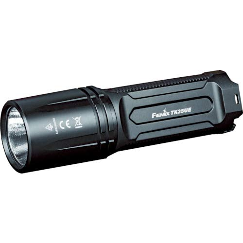 Preisvergleich Produktbild fenix Unisex Adult TK35UE (2018) Ultimate Edition LED Taschenlampe,  Schwarz,  small