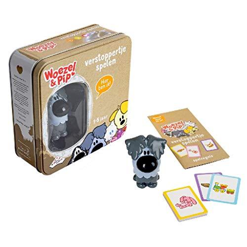 Identity Games 09646 Woezel en Pip Verstoppertje Spelen