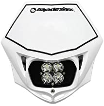 product image for Baja Designs Squadron Pro MC LED Race Light White 497001WT
