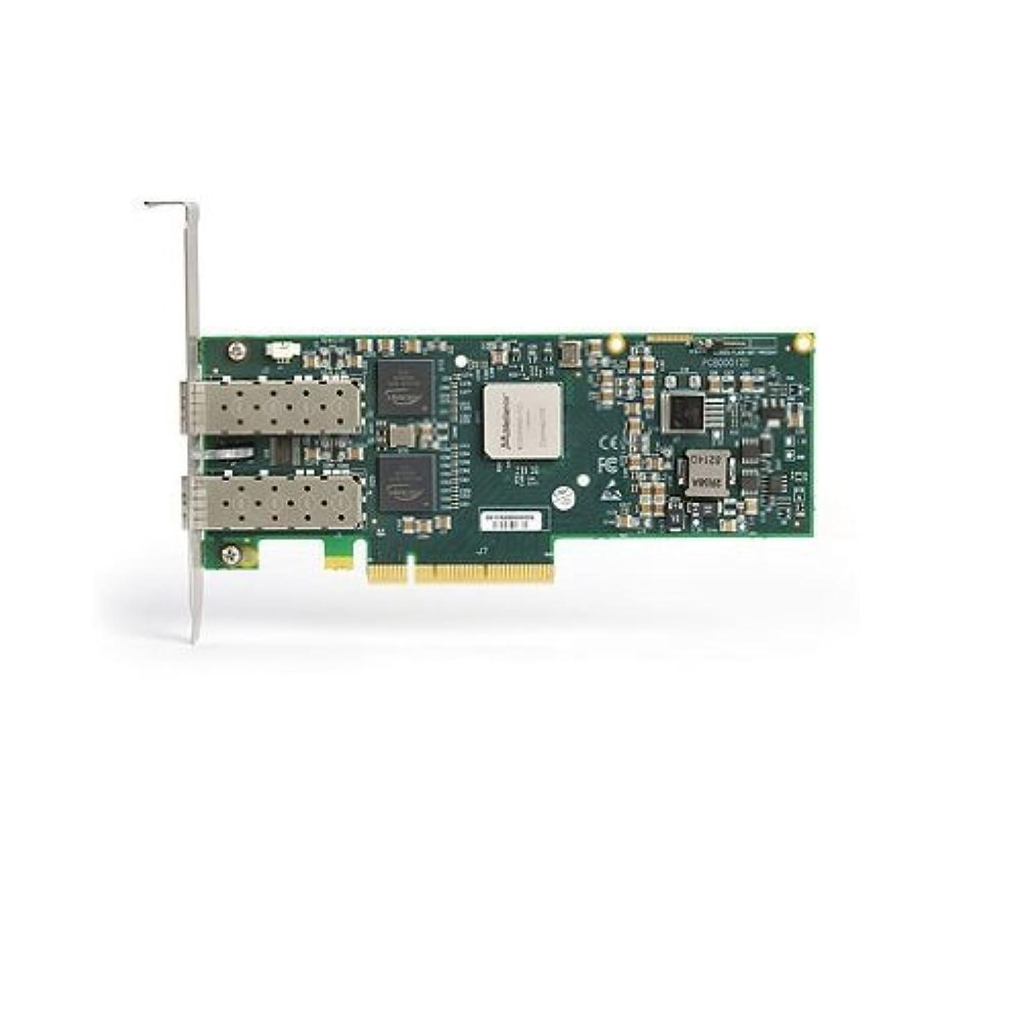 広いラフトたまにHP G2 デュアルポート 10ギガビットイーサネットカード - PCI Express - 2 x RJ-45-10GBase-T (認定リファービッシュ)