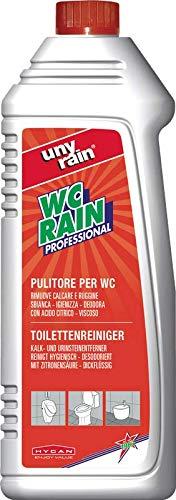 Hygan Unyrain - Detergente per WC, adatto per la pulizia quotidiana