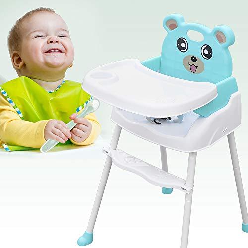 Baby Kinder Hochstuhl Babystuhl Kinderstuhl Tisch Essen Stuhl Verstellbare