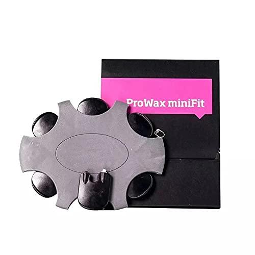 12x EWANTO ProWax miniFit Cerumenfilter Wachsschutz Ohrenschmalzfilter wie Oticon (2x 6er Spenderdisk)