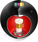 NESCAFÉ Dolce Gusto Coffee Machine, Majesto 1, Espresso and Cappuccino Pod Machine, One Size, Red/Black