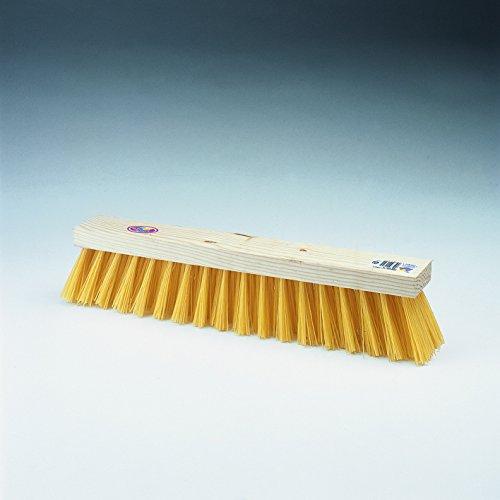 Cepillo barrendero Industrial Proex 50cm Fibra Muy Dura (Incluye Mango Y Garra)