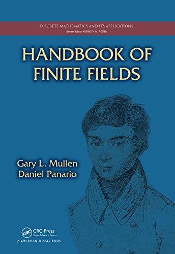 Handbook of Finite Fields (Discrete Mathematics and Its Applications 78) (English Edition)