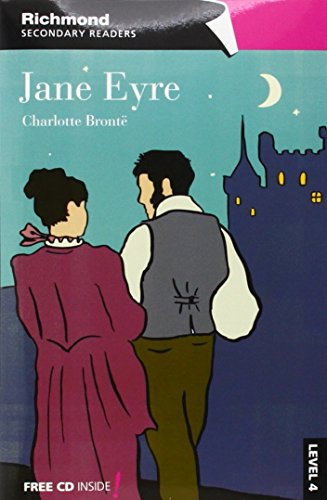 Jane Eyre, level 4 : secondary readers - 9788466812597