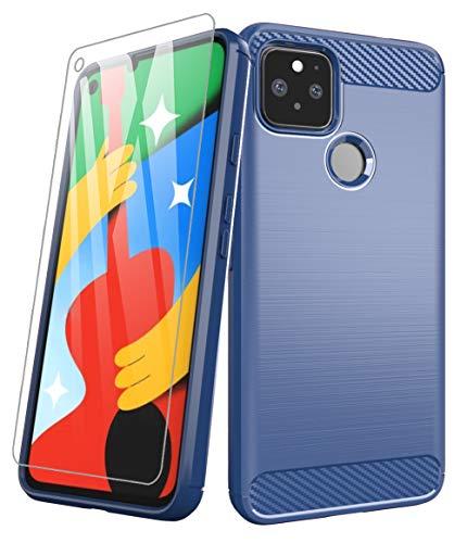 Aliruke Case for Google Pixel 4A 5G Case with...
