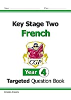 New KS2 French Targeted Question Book - Year 4