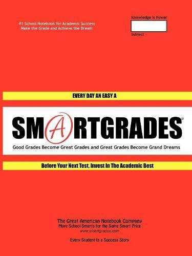 SMARTGRADES 2N1 School Notebooks  'How to Memorize Voluminous Facts for Total Recall': 5 STAR REVIEWS: Student Tested! Teacher Approved! Parent Favorite! In 24 Hours, Earn A Grade and Free Gift!