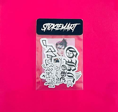 Lil Peep GBC Die cut Sticker Pack