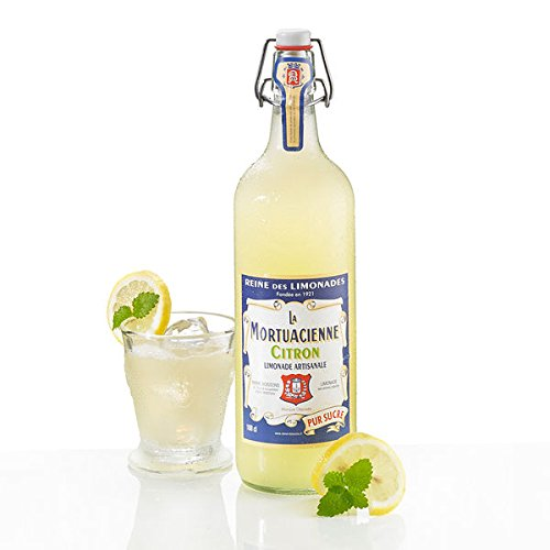 Zitronen Limonade 1 L | LA MORTUACIENNE