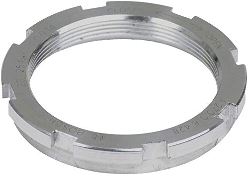 Bosch Lockring, zur Montage des Kettenblatts Tool, Silber, One Size