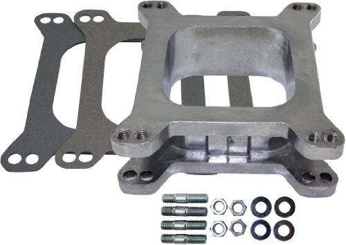 Mota Performance A40214 Carburetor Spacer Kit Open Plenum - 2