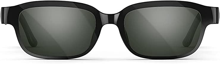 Echo Frames (2nd Gen)   Smart audio sunglasses with Alexa   Classic Black with new polarized sunglass lenses