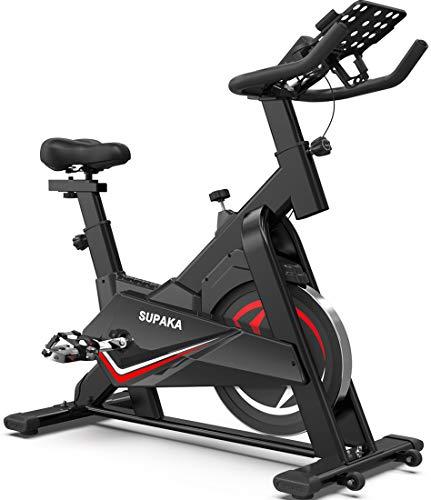 SUPAKA Spin Bike, Indoor Cycling...