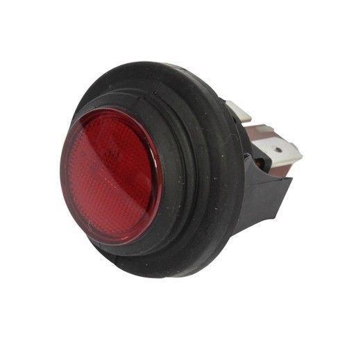 Polti interruttore accensione rosso Vaporella Vaporetto Mondialvap Smart45 3000