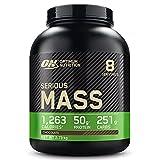 Optimum Nutrition Serious Mass Proteina en Polvo, Mass Gaine