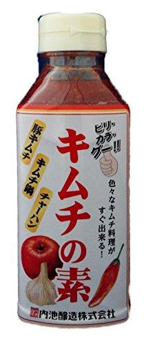 内池醸造 キムチの素360g