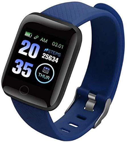 hwbq Smartwatch IP68 Monitor de sueño impermeable podómetro pulsera inteligente rastreador de actividad física contador de calorías