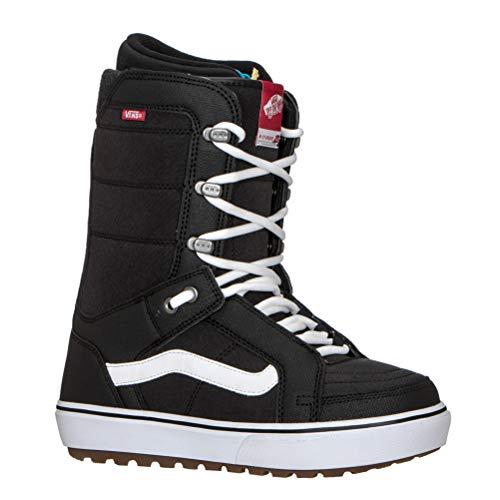 Vans Hi-Standard Men's Snowboard Boots (Black/White, 10)