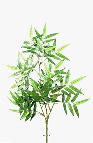 Artificiales–rama de bambú artificial H 55cm, ancho 35cm