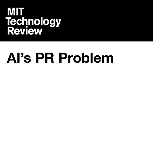 AI's PR Problem audiobook cover art