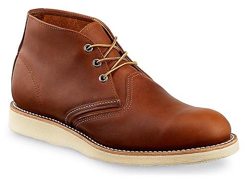 Red Wing Men's Heritage Work Chukka,Oro-iginal Leather,US 6.5 D