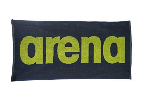 Arena - Toalla de algodón para Gimnasio, Unisex, Color Azul, Talla del Fabricante: TU
