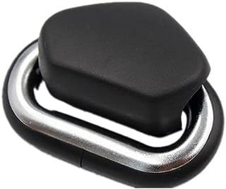Galaa Store OEM SEAT SAFTY BELT CAP SEAT BELT DECORATION BUTTRE FIT FÖR VW Golf 4 MK4 IV