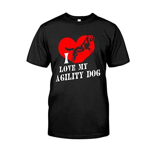 Situen Hond behendigheid - Ik hou van mijn behendigheid hond 3 T-Shirt