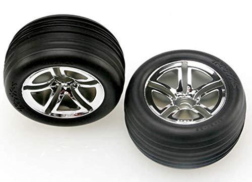 Traxxas Alias Front Tires On Twin S…