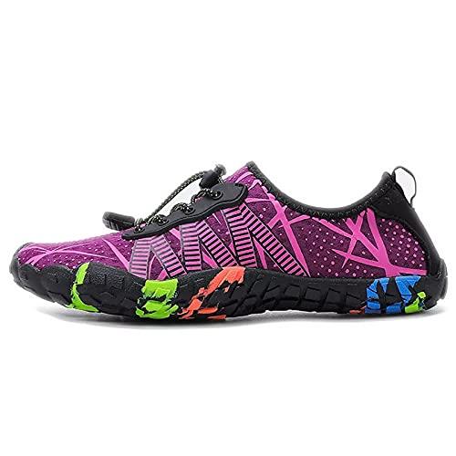 Zapatos De Buceo Zapatos De Agua Zapatos Unisex De Verano Para Agua Y Agua, Sandalias De Playa Para Hombre, Zapatos Descalzos Al Aire Libre, Zapatos De Buceo En El Río, Zapatos Ligeros Y Minimalistas