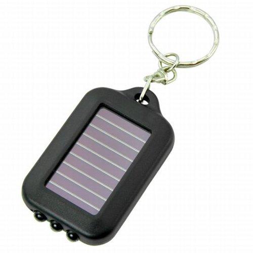 Sonline Mini lampe LED solaire Avec porte-cles