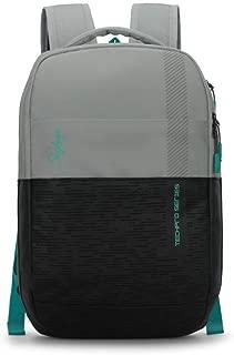 Skybags Aztek 01 20 Ltrs Black Laptop Backpack (Aztek 01)