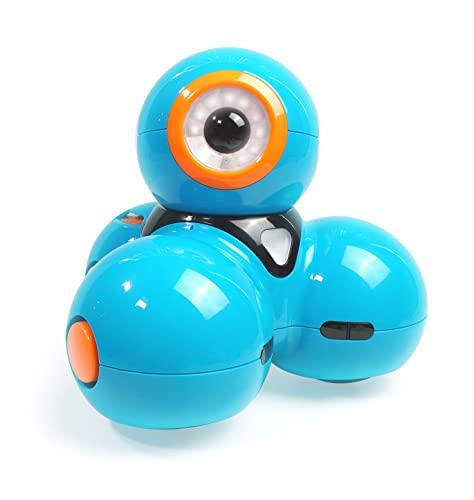 Wonder Workshop-Da01 Robots Inteligentes para Niños, juguete, Color azul (1-DA03-11)