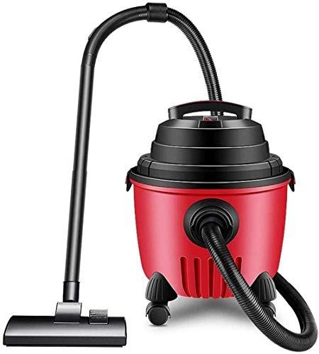 Aspirador de mano para el hogar piso duro alfombra ligero R fuerte succión rojo cepillos inalámbrico stick vacío