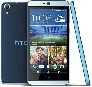 HTC Desire 826 Dual Sim - 16GB, 4G LTE, Blue Lagoon