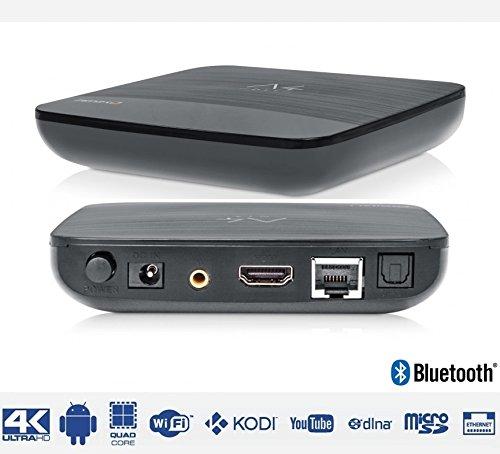 amiko hd8155/Full HD R/écepteur satellite /& HEVC Digital Media Player hevc265