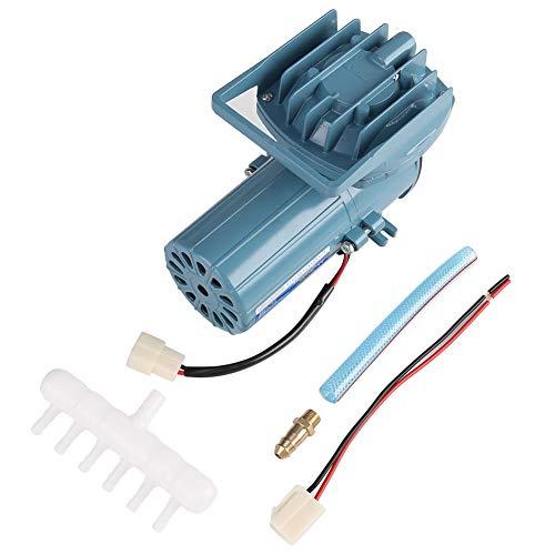 Aquarium Luftpumpen, DC 12V 35W Luftpumpenbelüfter für Fischteich Aquakultur Aquarium Zubehör Werkzeug