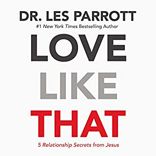 Love Like That audiobook cover art