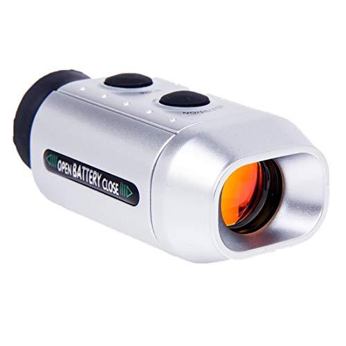 WARM home Portátil Telescopio portátil de Golf Digital 7X / Instrumento de medición Digital con Estuche Acolchado Dar Regalos