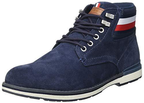 Tommy Hilfiger Herren Rover 2b4 Mode-Stiefel, Blau, 41 EU