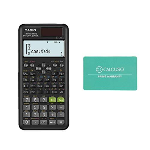 Casio FX 991ES Plus 2nd Edition + Erweiterte Garantie