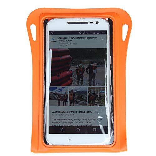 Aquapac TrailProof Étui de Protection Orange sécurité