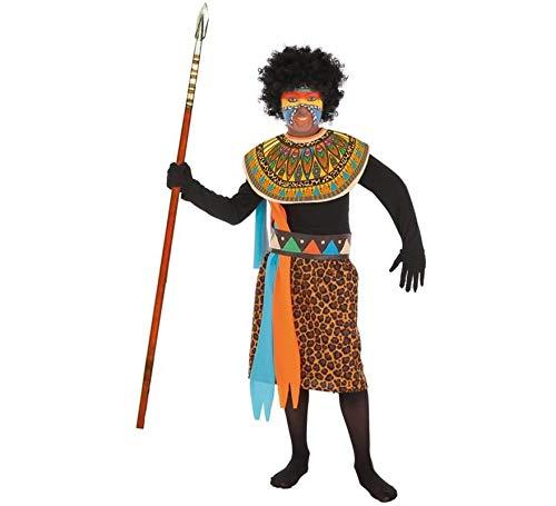LLOPIS  - Disfraz Infantil Africano t-5