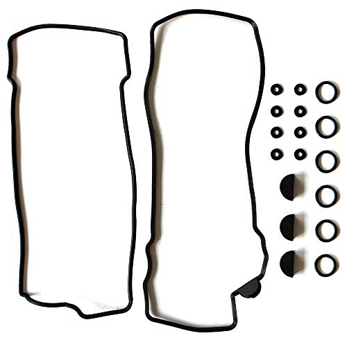 OCPTY fits 99 00 01 02 03 04 05 06 Chevrolet Tracker/Suzuki Grand Vitara/Suzuki Grand Vitara/Suzuki Vitara/Suzuki XL-7 2.7L Gaskets Kit Valve Cover Gasket Set