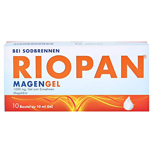 Riopan Magen Gel Stick-Pack, 10X10 ml